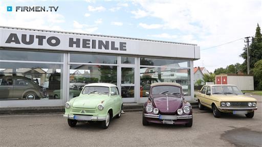 Filmreportage zu Auto Heinle  Kfz-Meisterbetrieb