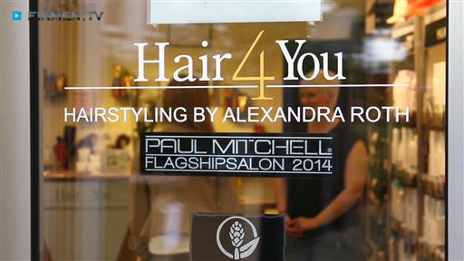 Videovorschau Hair 4 You Hairstyling by Alexandra Schumann