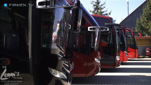 Videovorschau Lemmi's Bus-Reisen