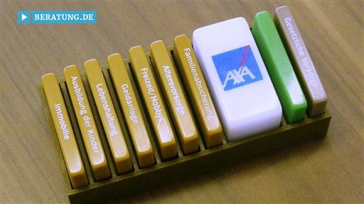 Videovorschau Stefan Niebler Generalvertretung der AXA Versicherung AG