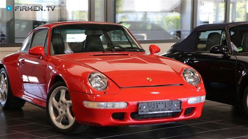 Videovorschau RSR-MOTORS  Porsche Service