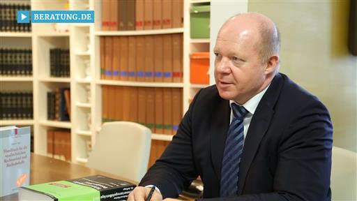 Filmreportage zu Rechtsanwalt  Dr. Andreas Geipel