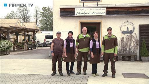 Videovorschau Grabpflege - Trauerbinderei  Manfred Unützer