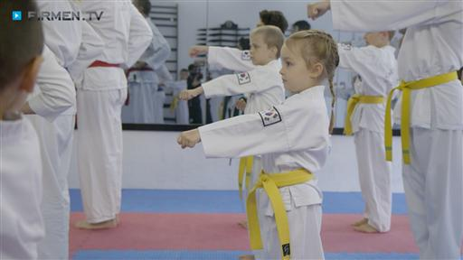 Filmreportage zu Black Belt Center Mainz