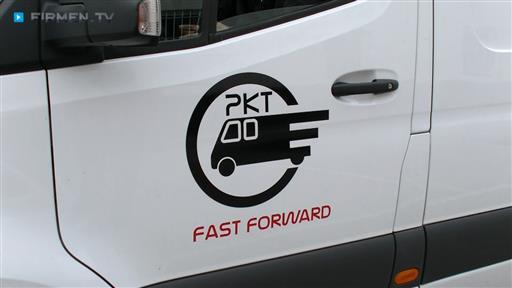 Videovorschau PKT Pakete & Kurier Transport Klaus Trommer