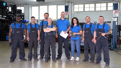 Filmreportage zu Reifenservice Leupold GmbH