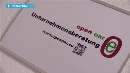Videovorschau open ear Unternehmensberatung