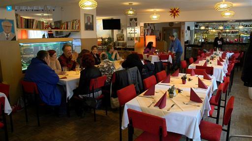 Videovorschau VOLKSKAMMER Das Design Restaurant in Ostberlin