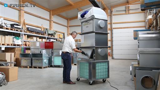 Filmreportage zu KMWE - Karosserie - Messsystem- und Werkstatteinrichtungen  Michael Köberlein