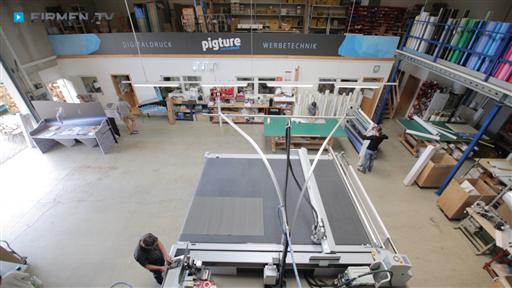 Filmreportage zu Pigture GmbH