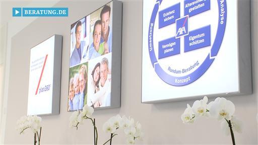 Videovorschau AXA Versicherung  Filder Finanz-GmbH