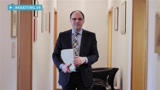 Filmreportage zu Sebastian Braun Rechtsanwalt