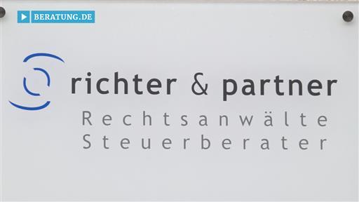 Videovorschau Richter & Partner  Rechtsanwälte