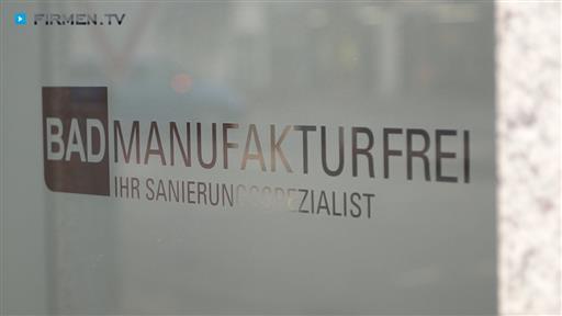 Filmreportage zu Badmanufaktur Frei GmbH