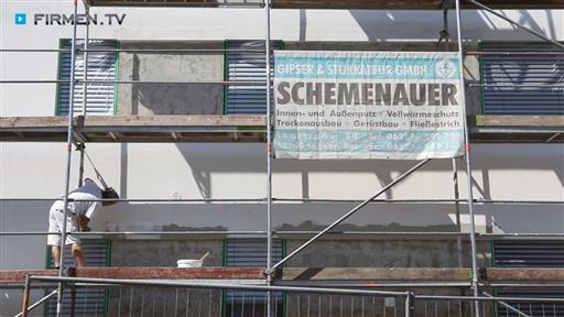 Videovorschau Schemenauer Gipser u. Stukkateur GmbH