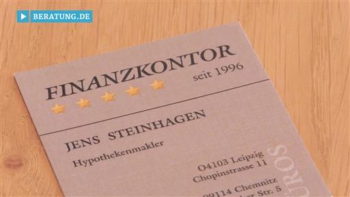 Videovorschau Jens Steinhagen Finanzkontor