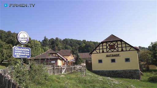 Gaststätte-Pension  Gutshof Colmberg
