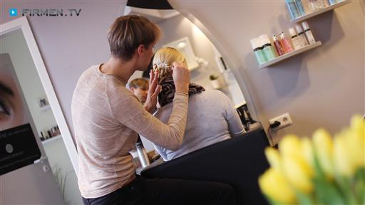 Filmreportage zu Friseursalon Hair & Beauty