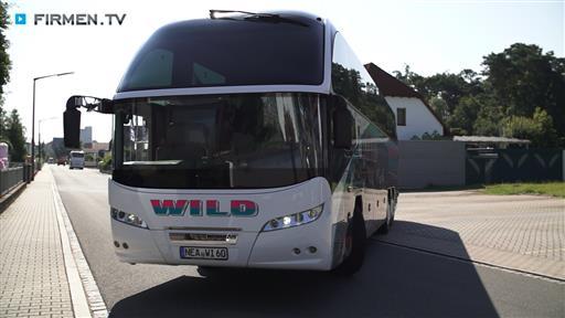 Videovorschau Wild Michael Busreisen