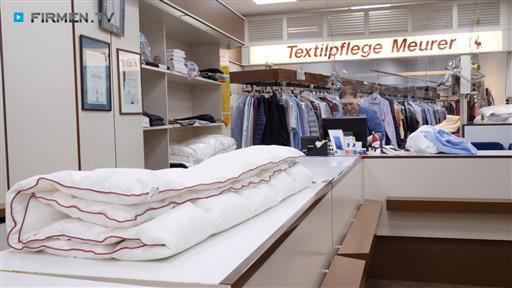 Videovorschau Textilpflege Meurer