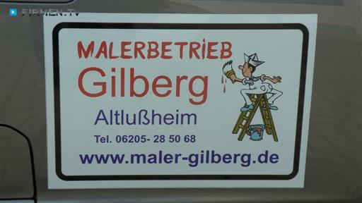 Filmreportage zu Malermeister Michael Gilberg