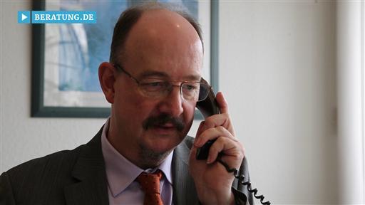 Filmreportage zu Claus Ploog  Steuerberater