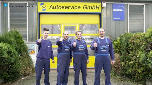 Filmreportage zu FUZ Autoservice GmbH
