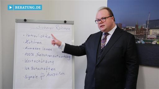 Filmreportage zu Rechtsanwaltskanzlei  Dr. Dominic-A. Vogg