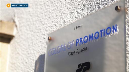 Videovorschau Colors of Promotion  Klaus Specht