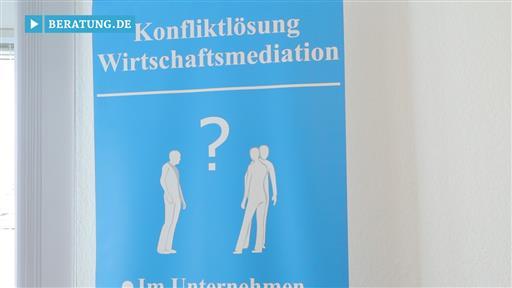 Filmreportage zu Ingeborg Weiß Mediation