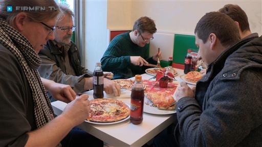 Filmreportage zu Pizzeria DaSebio