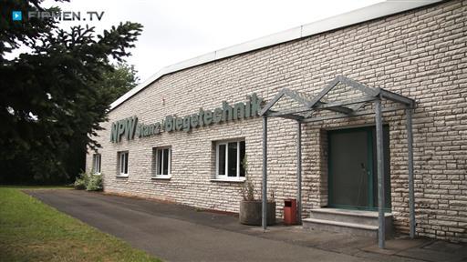 Videovorschau NPW-Neunkirchen Schubert GmbH & Co. KG