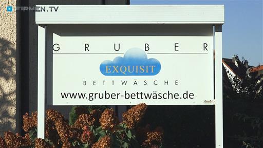 Videovorschau Exquisit Bettwäsche Otto Gruber & Co.