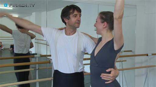 Videovorschau Ballettstudio Szwarc