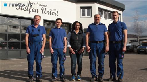 Videovorschau Autoservice Reifen Umert  GmbH & Co. KG