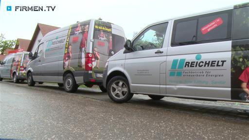 Filmreportage zu Reichelt GmbH & Co KG  Heizung Lüftung Sanitär