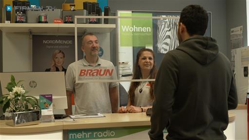 Filmreportage zu Braun Multimedia