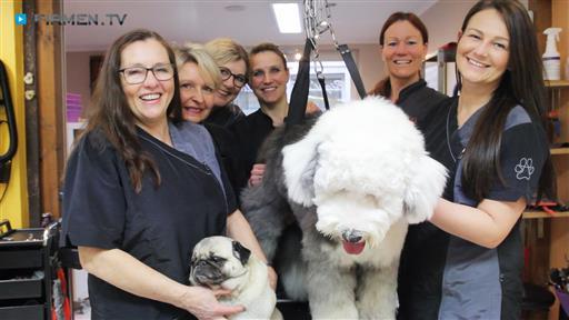Filmreportage zu Biggi's Hundesalon