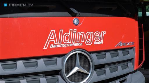Videovorschau Aldinger Wohnbau GmbH
