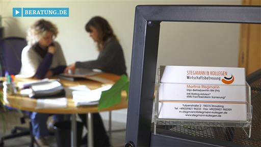 Filmreportage zu Stegmann & Kollegen  Wirtschaftsbetreuung