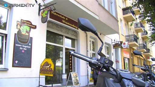 Filmreportage zu Fahrschule Murmel + Weinhandlung