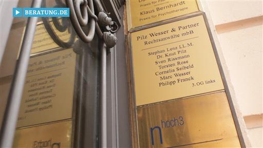 Videovorschau Pilz Wesser Hippe & Partner  Rechtsanwälte
