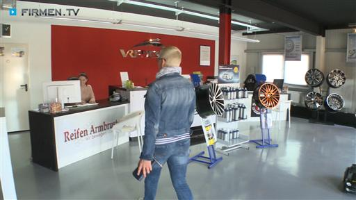Videovorschau Armbruster & Helfer  KFZ-Service Karlsdorf