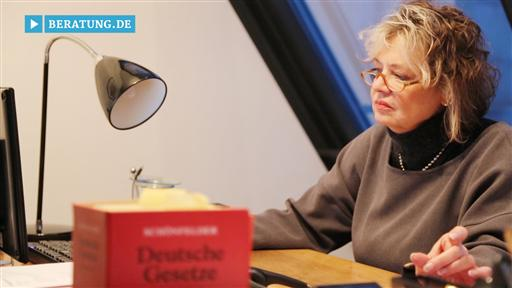 Videovorschau Rechtsanwältin  Angelika Laich