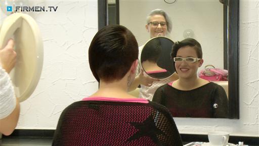 Filmreportage zu Friseur-Salon Haarmonie
