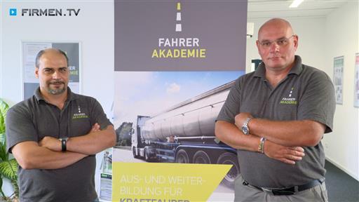 Videovorschau Fahrerakademie Süd GmbH