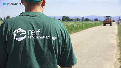 Videovorschau Reif Landschaftspflege
