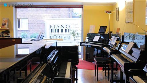 Filmreportage zu Piano Kürten