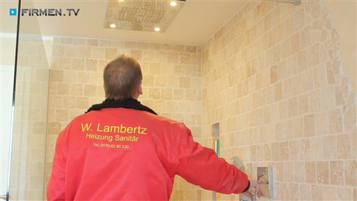 Videovorschau Wilhelm Lambertz Meisterbetrieb Heizung & Sanitär