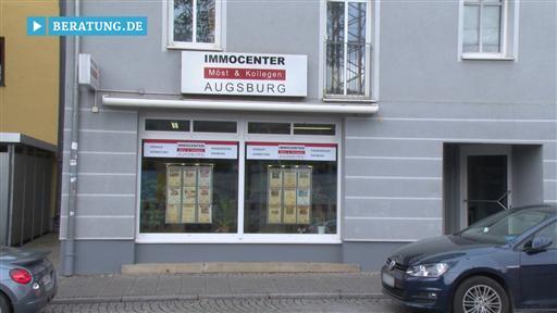 Videovorschau Immocenter Augsburg  Möst & Kollegen